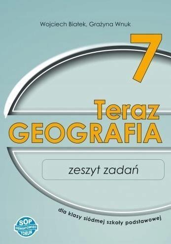 GEOGRAFIA SP 7 TERAZ GEOGRAFIA ZESZYT ZADAŃ SOP