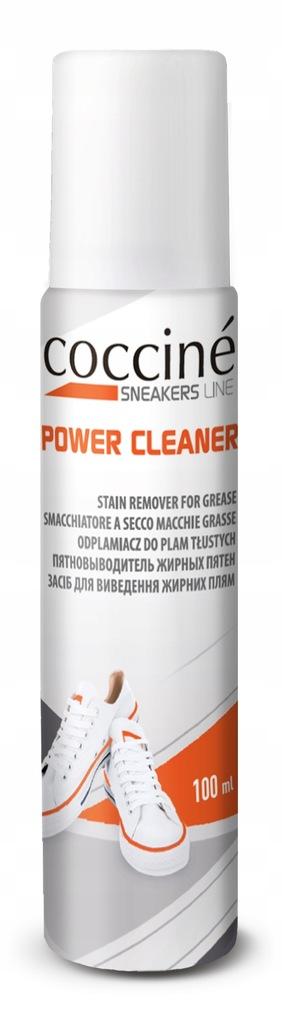 POWER CLEANER Odplamiacz do sneakersów Coccine