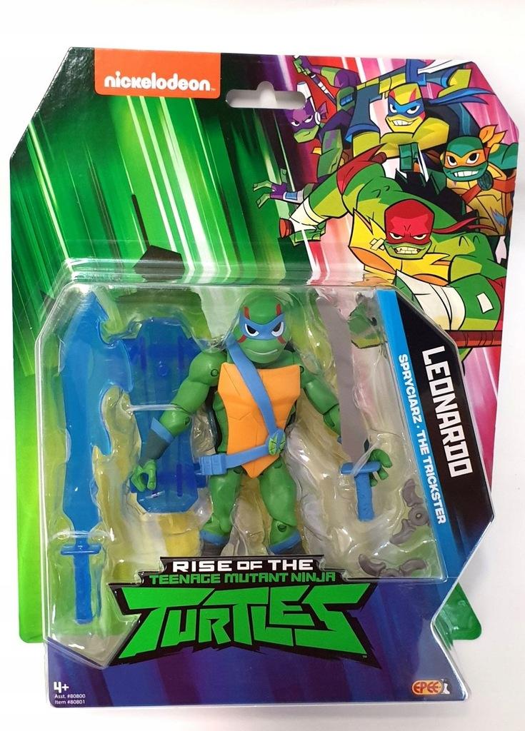 Figurka Wojownicze Zolwie Ninja Turtles Leonardo 8552232551 Oficjalne Archiwum Allegro