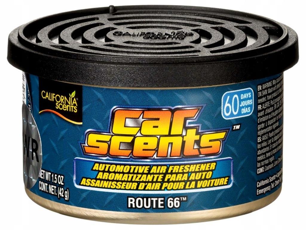 CALIFORNIA SCENTS CAR Zapach Route 66