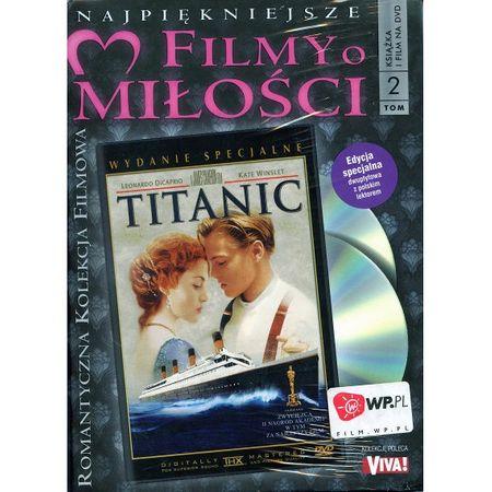 Titanic - Leonardo diCaprio 2 DVD BDB-