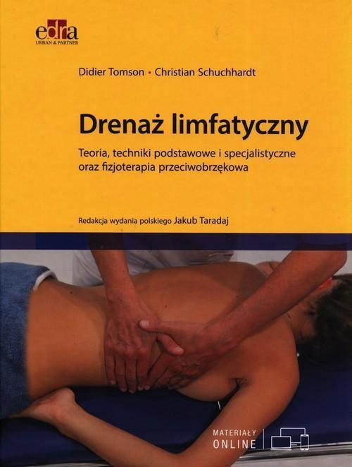 DRENAŻ LIMFATYCZNY, TOMSON D., SCHUCHHARDT CH.