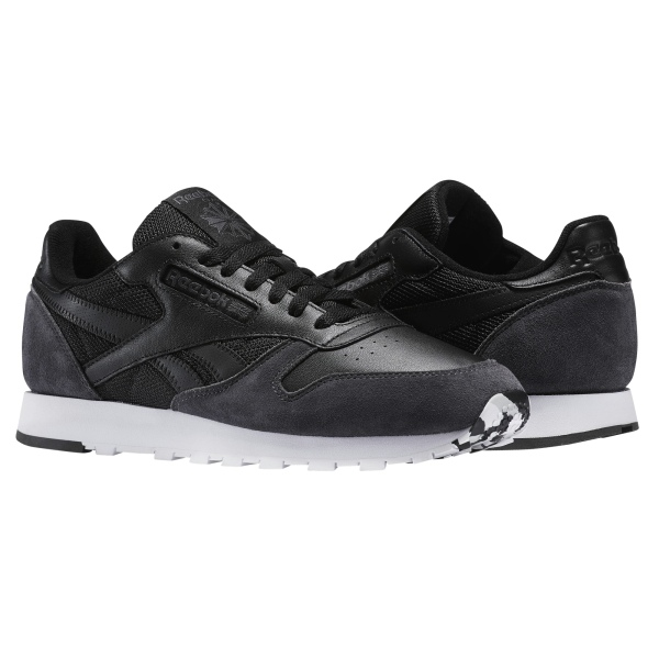 BUTY REEBOK CLASSIC LEATHER MO COAL BS5146 Ceny i opinie