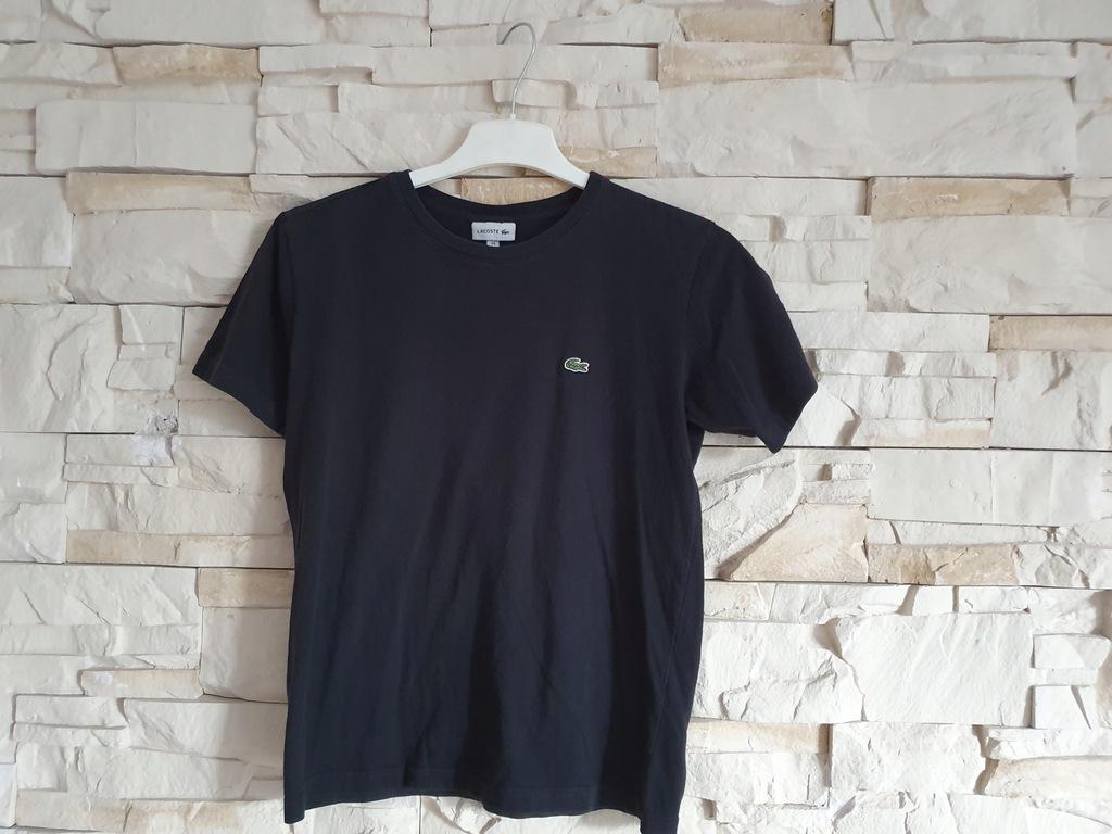 Lacoste 14 158cm koszulka bawełniana orygnał