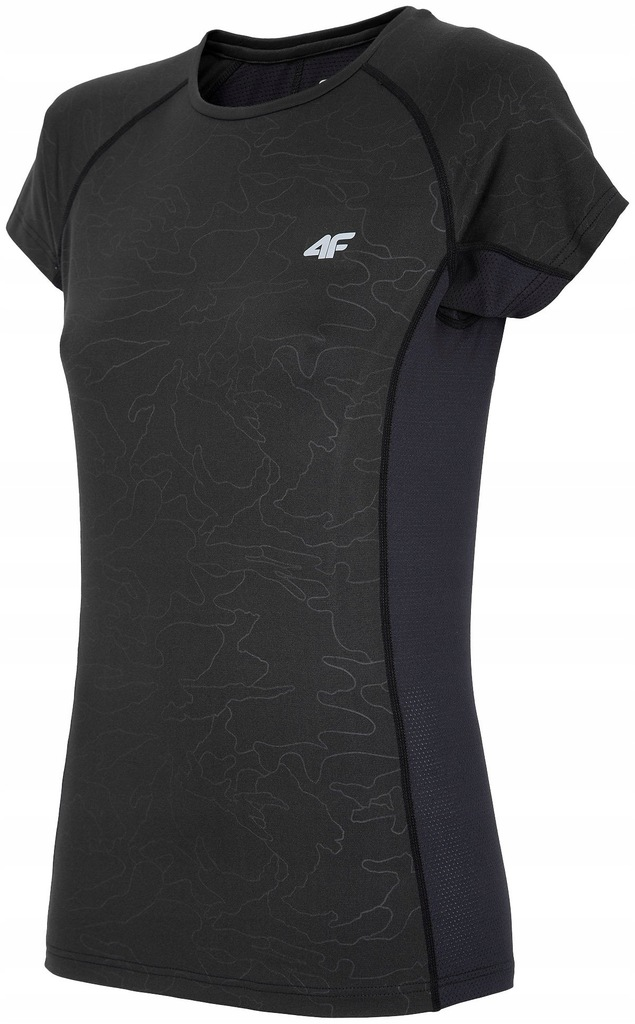 Damska Koszulka T-Shirt 4F Z17 TSDF002 czar. # XS