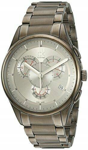 CALVIN KLEIN K2A27926 CHRONO SWISS MADE zegarek