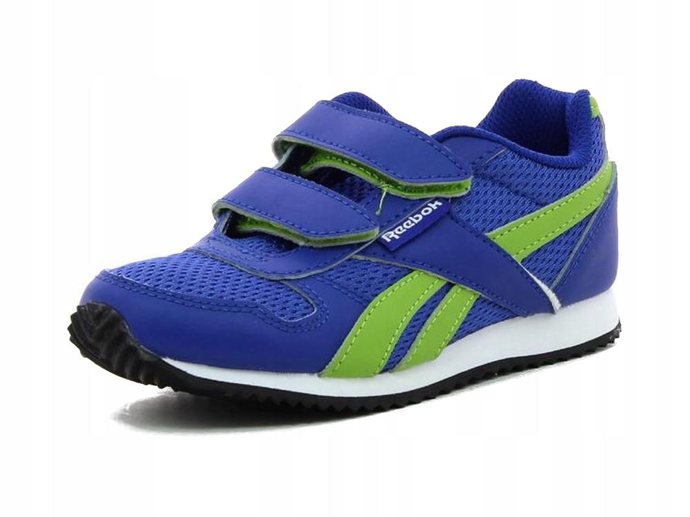 Reebok ROYAL dziecięce buty sportowe M47233 RZEPY