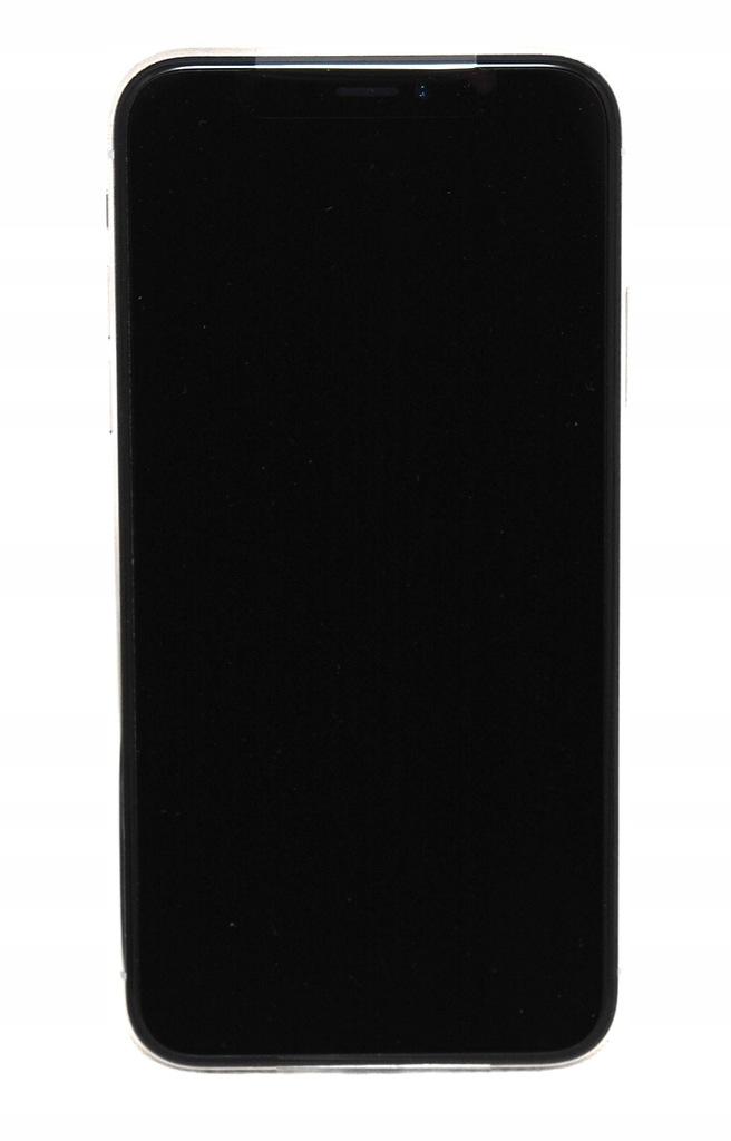 Smartfon Apple iPhone X 3/64GB Silver