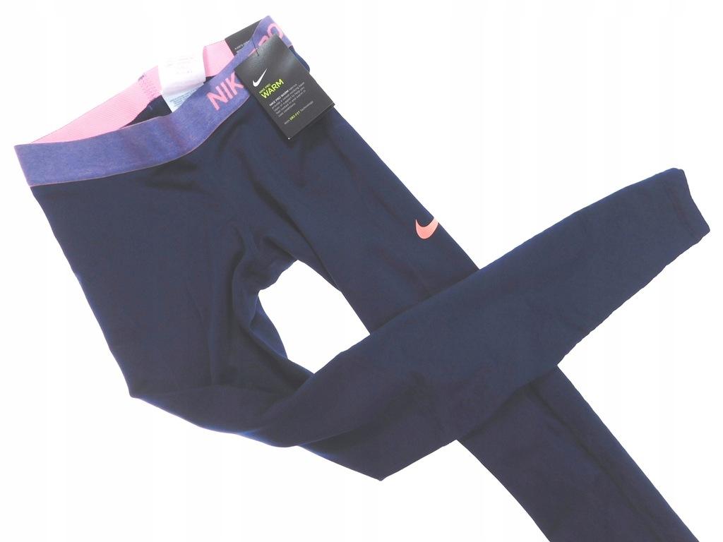 nike warm girl nowe legginsy sportowe _ 12/13 158