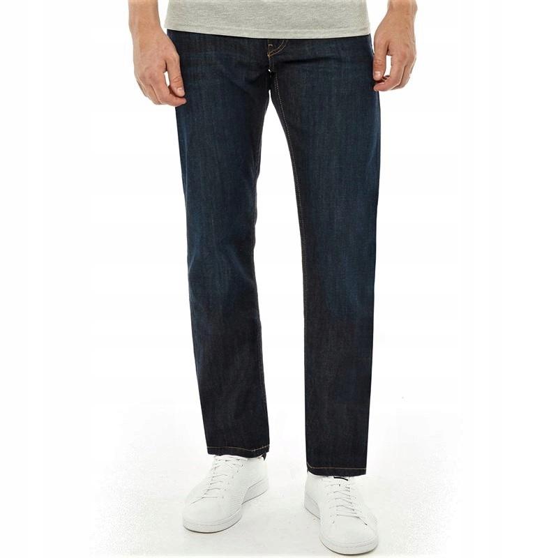 JACK & JONES CLARK spodnie REGULAR FIT W32 L34
