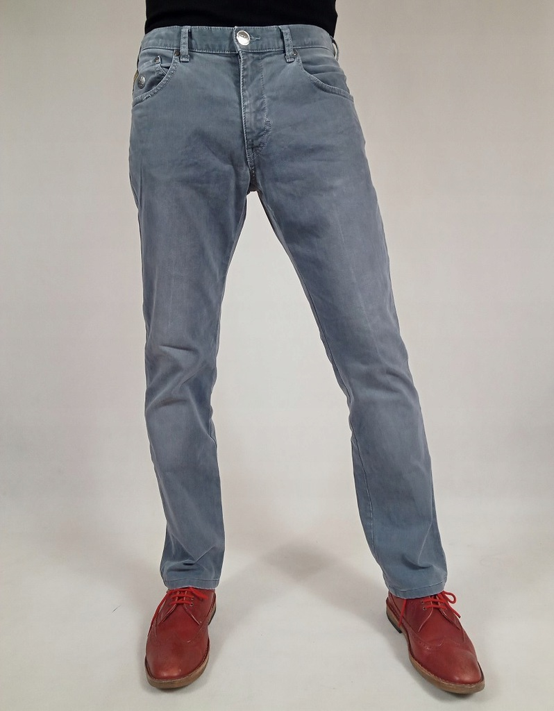ARMANI dżinsy rurki w stylu vintage 32