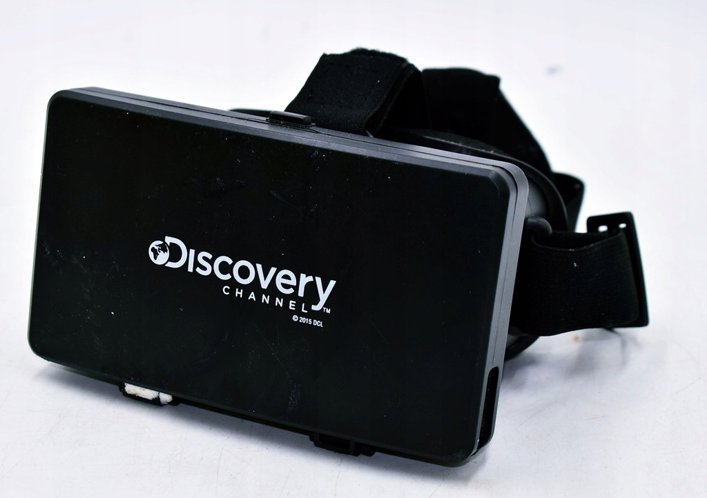 9145-7 ...DICOVERY CHANNEL... m#k OKULARY VR GOGLE