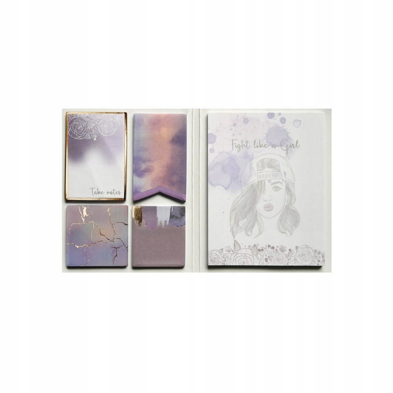 Karteczki samoprzylepne memo 0107-0101, Incood