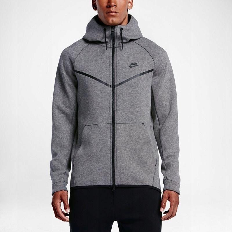 Bluza Nike Tech Fleece Windrunner 805144 608 Ceny i