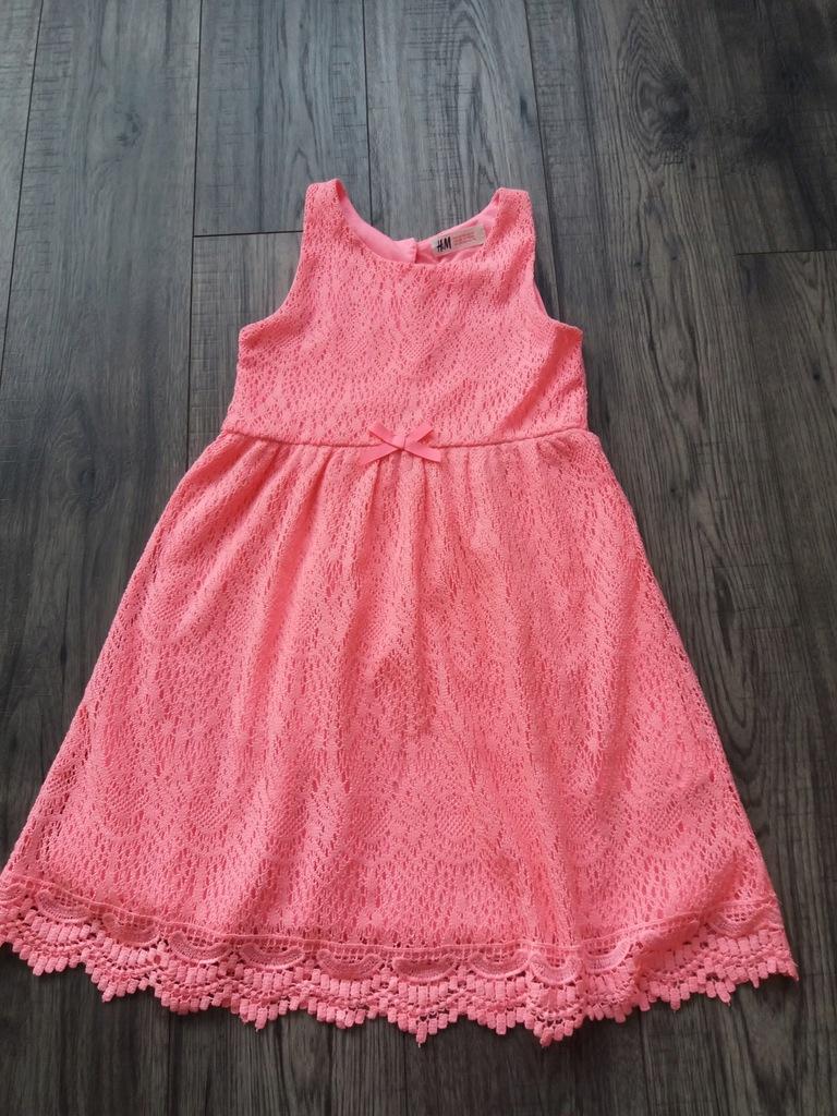 Sukienka H&M r. 122/128
