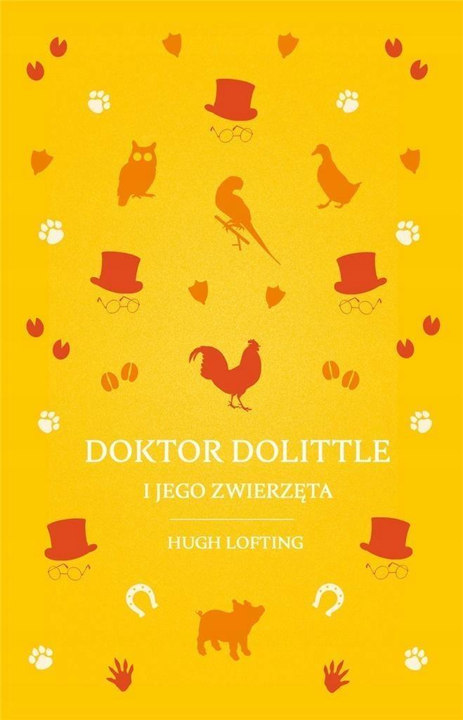DOKTOR DOLITTLE I JEGO ZWIERZĘTA TW, LOFTING HUGH