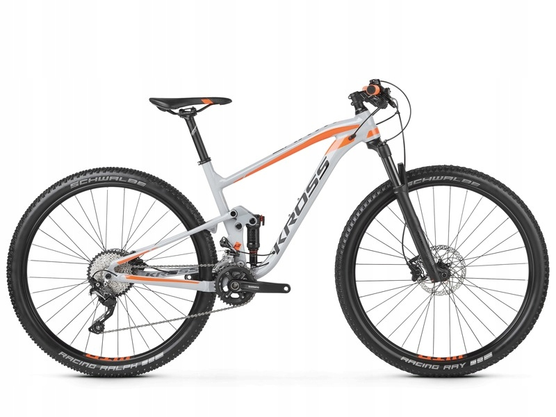 Rower MTB XC FULL Kross Earth 2.0 L 2019 OUTLET