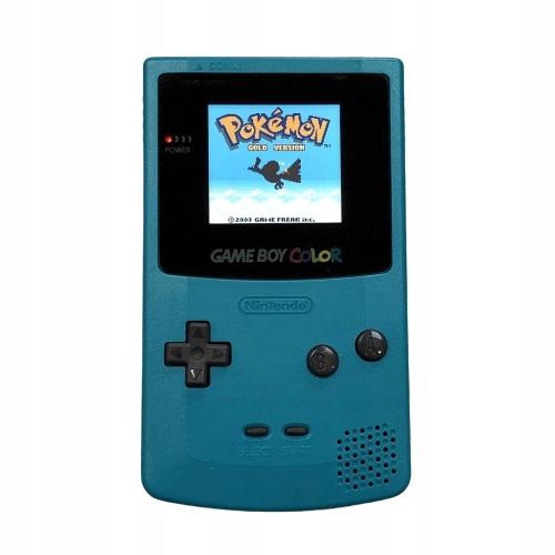 Game Boy color wyświetlacz kolorowy LCD + obudowa