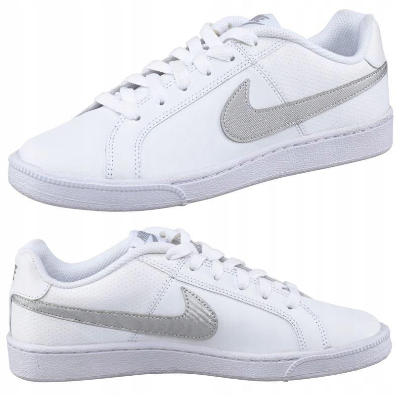 Nike Białe sportowe buty damskie 36