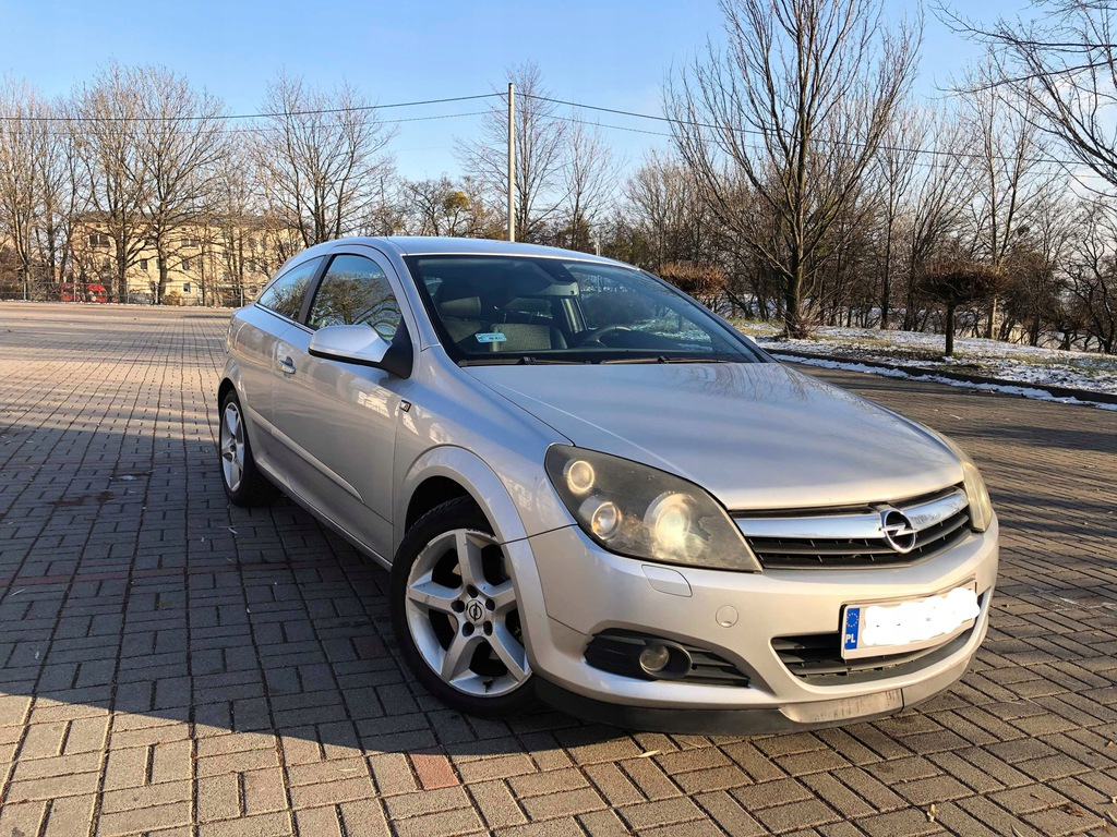 Opel Astra H Gtc 150km Cosmo 2005 Super 8757443035 Oficjalne Archiwum Allegro