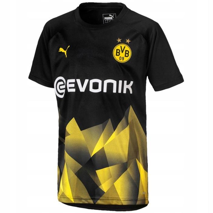 19-20 Koszulka Puma Borussia Dortmund Jr 140