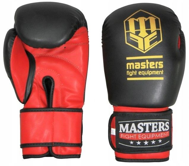 Rękawice bokserskie MASTERS - RPU-3 (ZMIANA CENY)