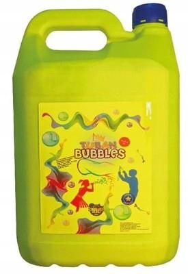 Płyn do baniek mydlanych 5l banki mydlane TUBAN