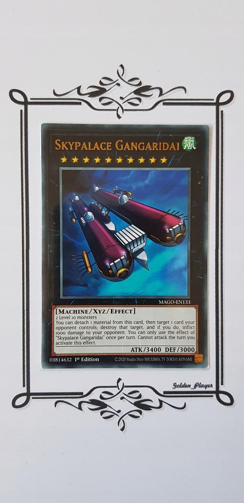 Skypalace Gangaridai (Rare) MAGO