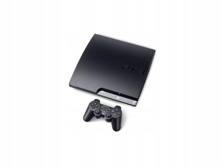 SONY PLAYSTATION 3 SLIM 250GB +GRY!