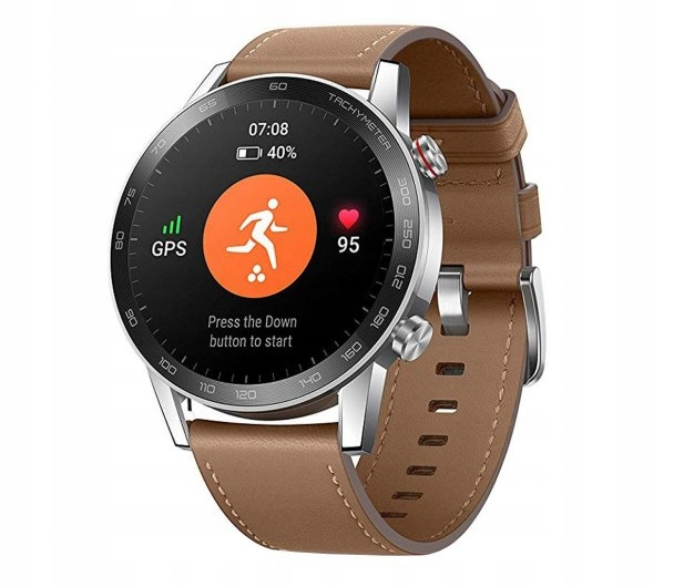 OUTLET Honor MagicWatch 2 46mm Flax Brown