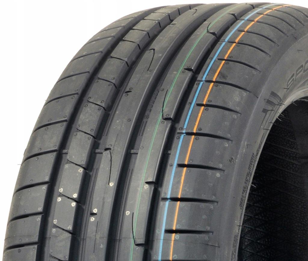 2x Dunlop 255/35 ZR19 (96Y) XL Sport Maxx RT2
