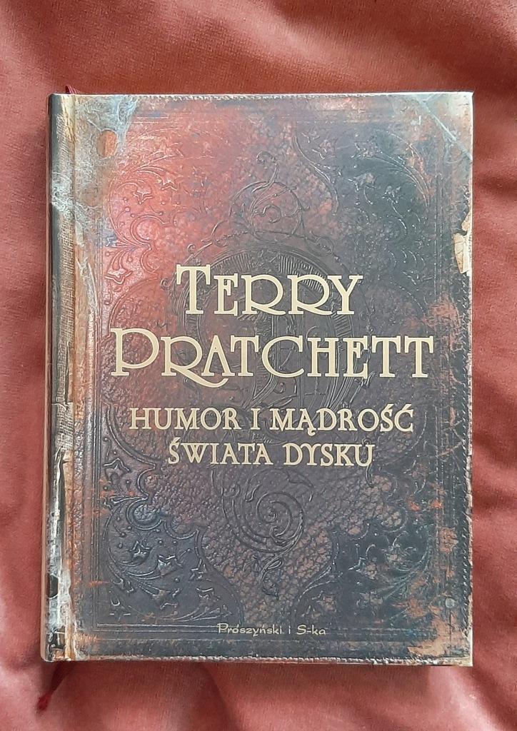 Humor i mądrość Świata Dysku Terry Pratchett
