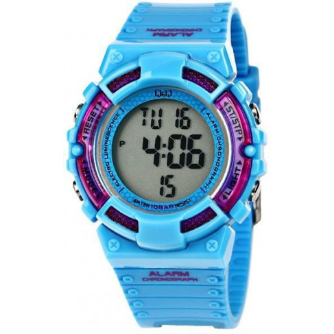 Zegarek dziecięcy Q&Q M138-005 Sportowy Cyfrow