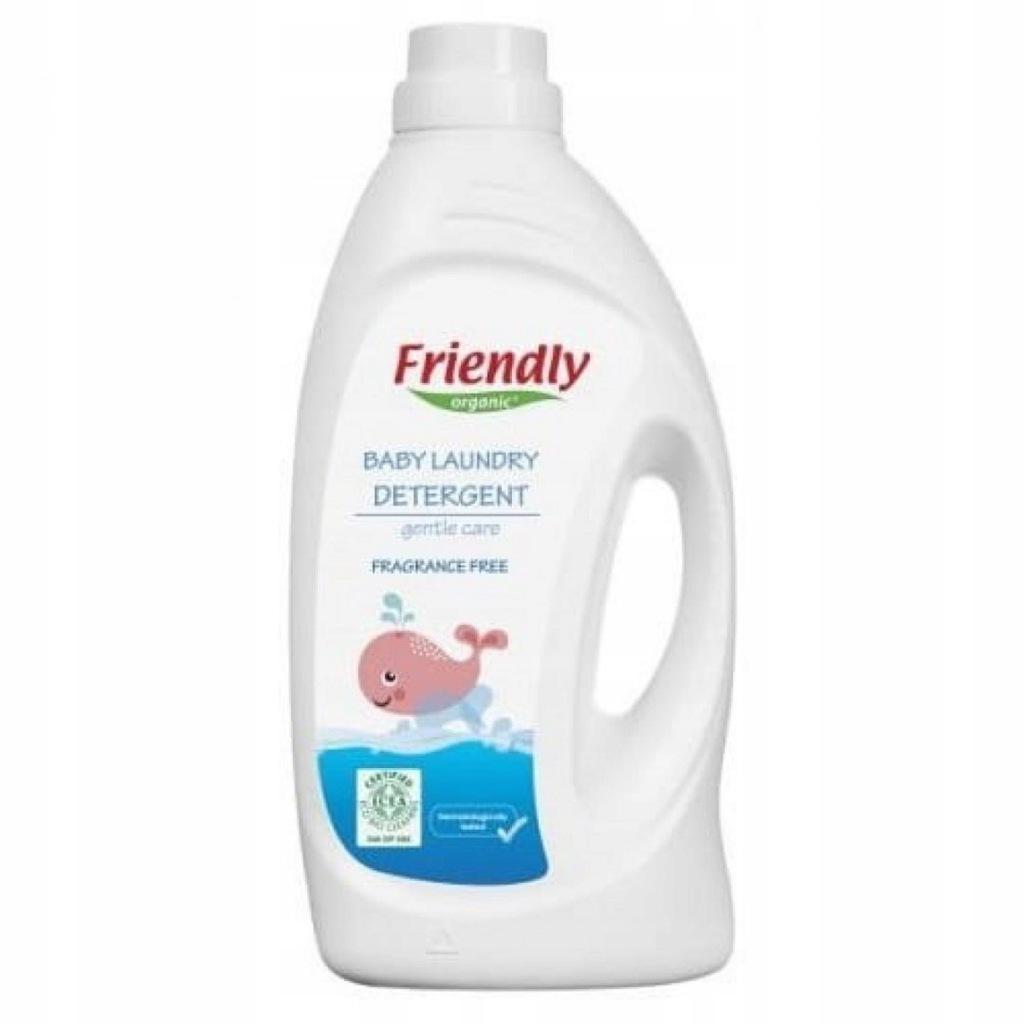 FRIENDLY ORGANIC Płyn do prania ubranek dziecięcyc
