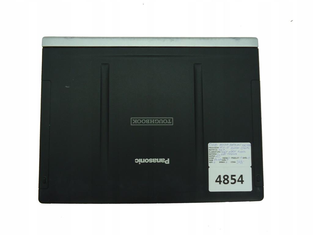 LAPTOP PANASONIC TOUGHBOOK CF-C1 (4854)