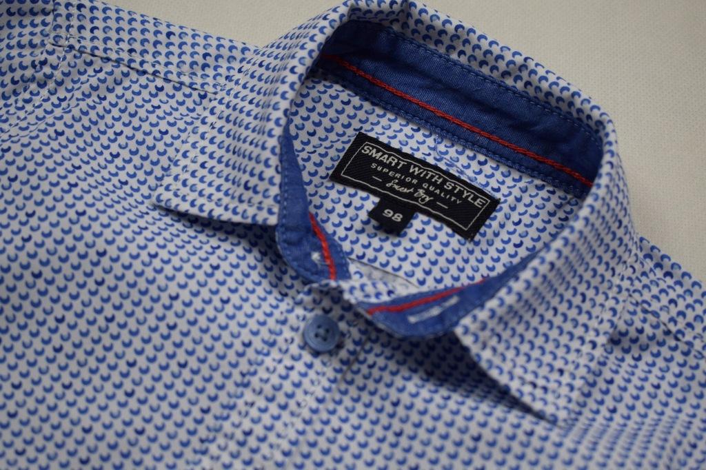 C&A koszula ELEGANCKA wyjątkowa ŚWIĘTA 98