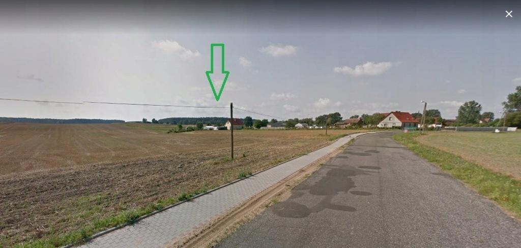 Działka Świebodzin, świebodziński, 2100,00 m²