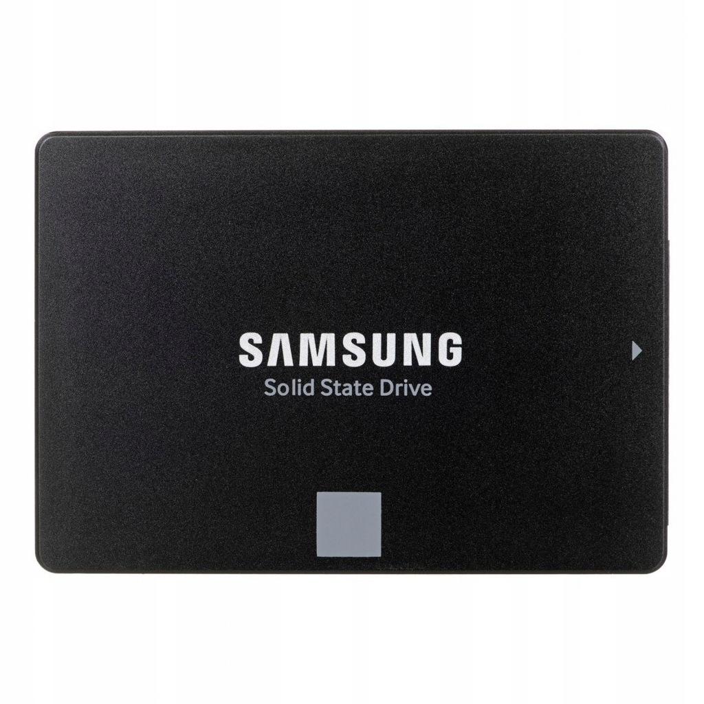 """Dysk Samsung EVO MZ-76E1T0B/EU (1 TB ; 2.5"""";"""