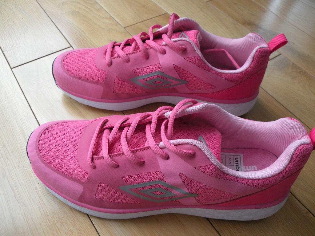 adidasy buty sportowe damskie UMBRO r. 40 NOWE róż