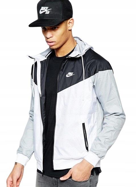 Nike kurtka z Kapturem WINDSTOPPER bluza NOWA S-XL