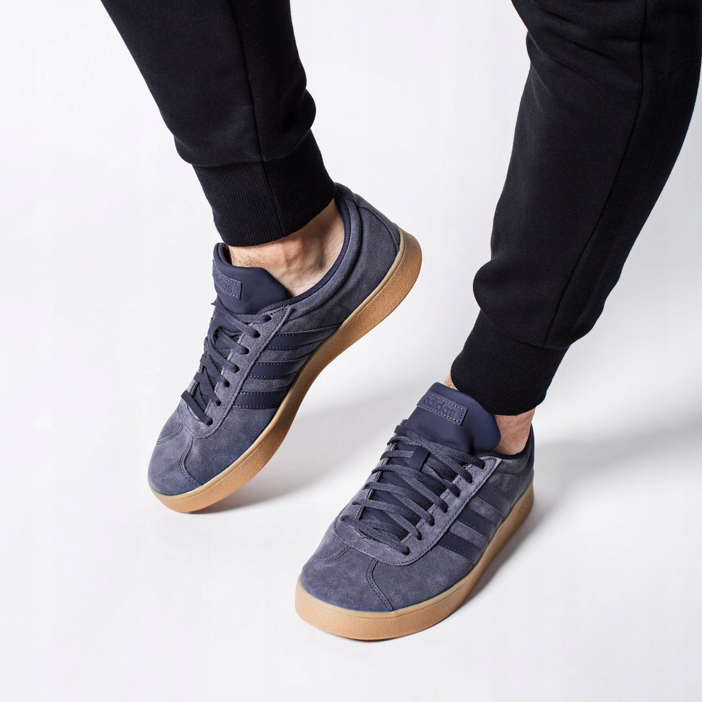 Buty lifestyle Adidas (46) VL COURT 2.0 B43676