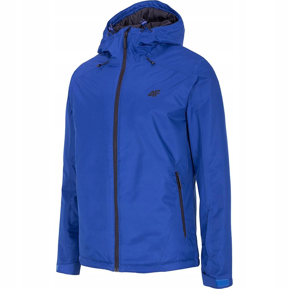 Kurtka narciarska męska 4F kobaltowa H4Z20 KUMN001