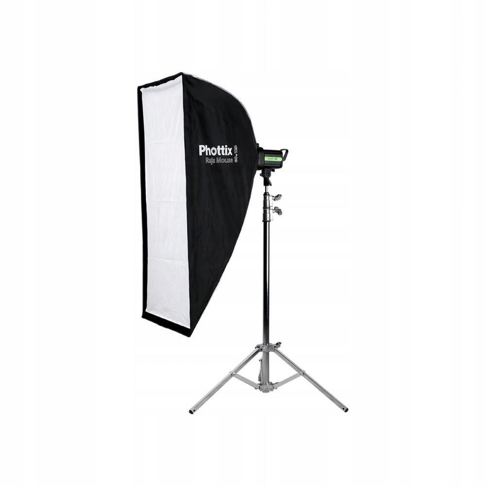 softbox Phottix Raja Quick-Folding 60x120cm BOWENS
