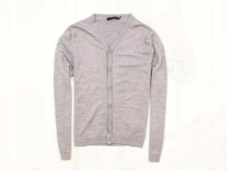 *I Calvin Klein Jeans Sweter Męski Wełniany r XL