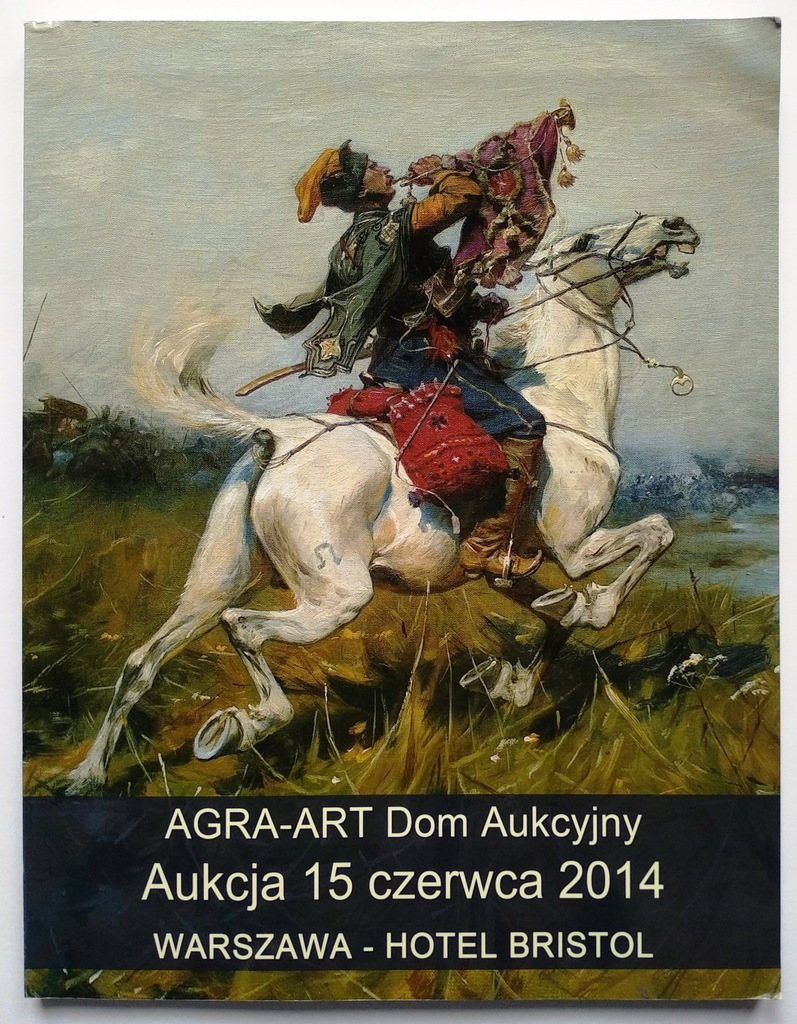 AGRA-ART – katalog aukcji dzieł sztuki 15.06.2014