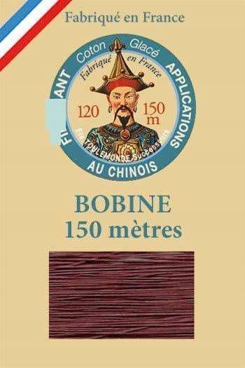 1 szpula śliwka 458 fil au chinois sajou