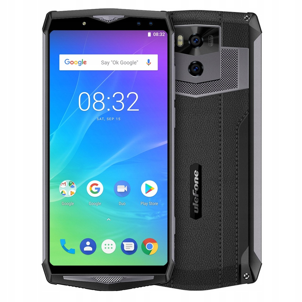 Telefon Ulefone Power 5S 4/64GB Octa Core LTE A8.1