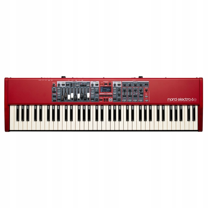 NORD Electro 6D 73 - Stage Piano