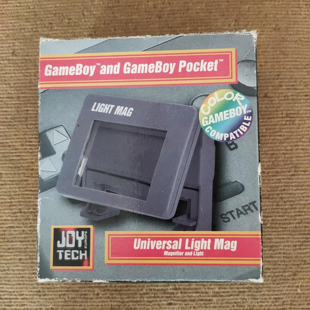 Nintendo Game Boy Universal Light Mag Podświetlacz