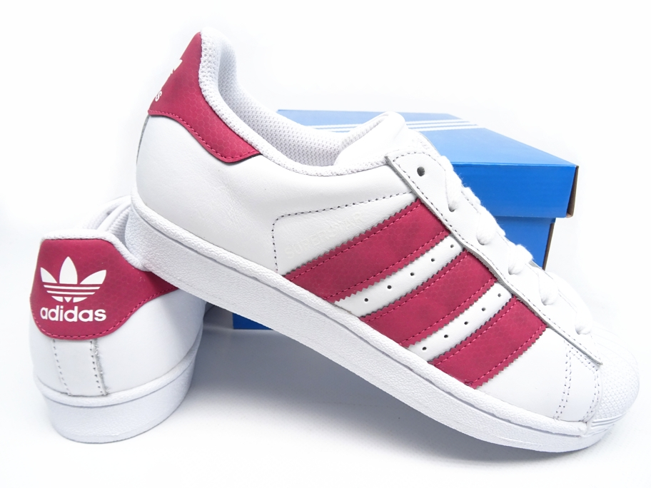 Buty adidas Originals Superstar JR CQ2690